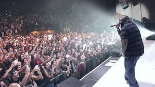 """Wale brings out Rick Ross at J. Cole's """"What Dreams May Come Tour"""" first show in Miami"""