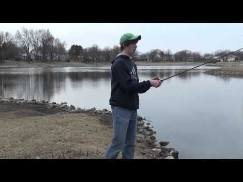 How to catch bass in the Spring (Part I)