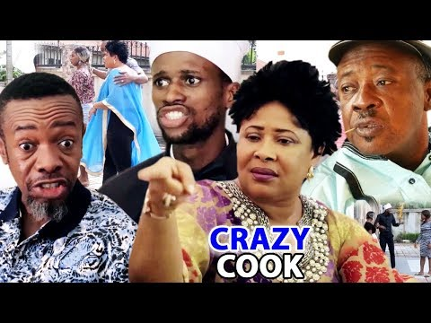 CRAZY COOK SEASON 1&2 - 2019 LATEST NIGERIAN NOLLYWOOD MOVIE