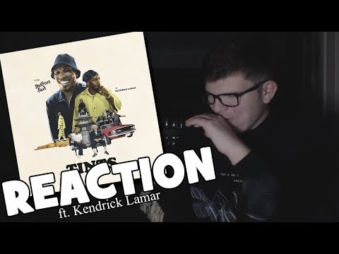 "Anderson .Paak - ""Tints"" Feat. Kendrick Lamar TRACK REACTION"