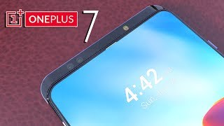 OnePlus 7 Introduction Concept with Slidable Front Camera Design with Penta Camera