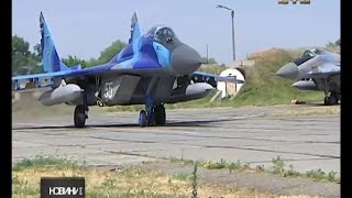 Україна підняла в небо 100 винищувачів