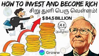 how to invest money and become rich tamil |THE SNOWBALL|Mutual funds for beginners|almost everything