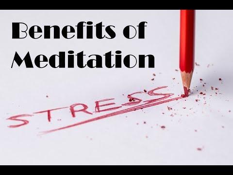 Video Highlighting the Benefits of Meditation.