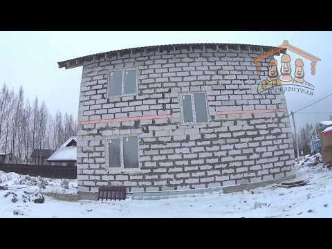 Ласко С.П. - видеоотзыв о строительстве