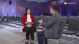 Interview of the day №12. Арман Кашкинбеков (рус)