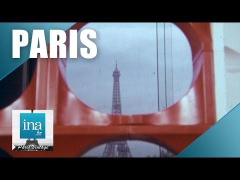 1970 : Paris imagine l'an 2000   Archive INA