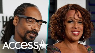Snoop Dogg Apologies to Gayle King!