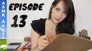 ASMR - Art With Angel - Portrait / Personal Attention - EP13