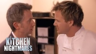 Gordon Fires Restaurant Manager - Kitchen Nightmares