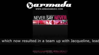 Armin van Buuren feat. Jacqueline Govaert - Never Say Never (Extended Mix) (ARMD1065)