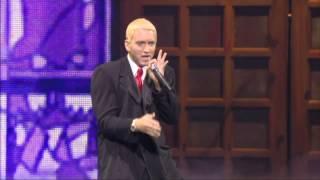 Eminem - Evil Deeds (Live from New-York)