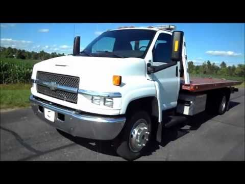 Chevrolet C5500 Rollback Tow Truck Mp3