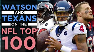 Where Deshaun Watson & The Texans Rank In The New NFL Top 100 And Why It Makes Sense