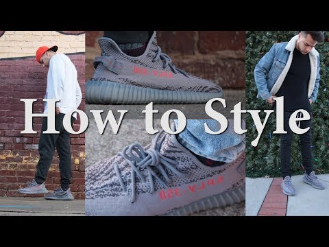 How to Style the Yeezy 350 V2 Beluga 2.0
