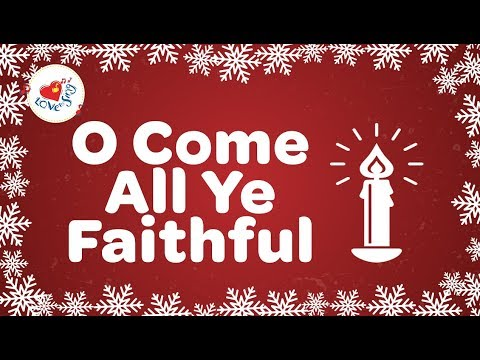 Download Oh Come All Ye Faithful Christmas Song MP3, 3GP, MP4 - codedfilm
