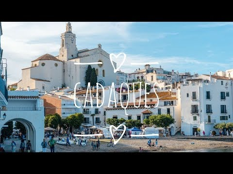 Cadaques - A Romantic Village In Costa Brava, Spain (4K Video)