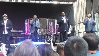 "All-4-One Fox Family & Friends ""I Swear"" Live"