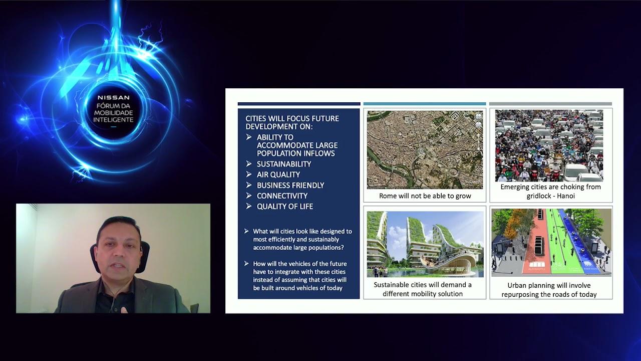 Intelligent Mobility Forum - Panel 3: Integration