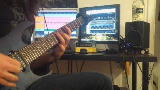Scorched - Spawn of Possession (Guitar Cover)