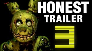 FIVE NIGHTS AT FREDDY'S 3 (Honest Game Trailers)
