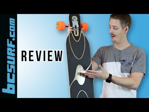 Loaded Dervish Sama Longboard Review – BCSurf.com