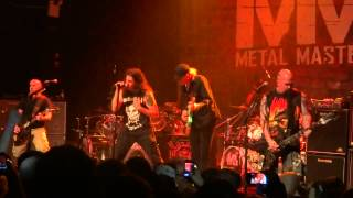 Metal Masters 4 - Room For One More (Anthrax) - Gramercy NYC - 09.07.12