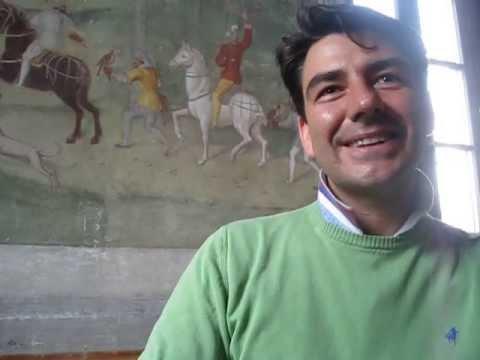 """Barzetti: """"Perchè mi chiamo mister Alloro"""""""