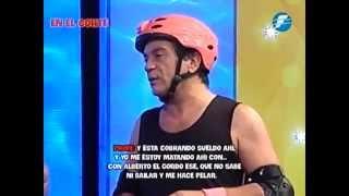 Golpe Sorpresa a Cesar Vinader #GolpeAlAgua - 26-02-2015.