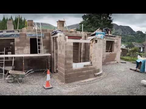 Rebuild of Clare's Cottage