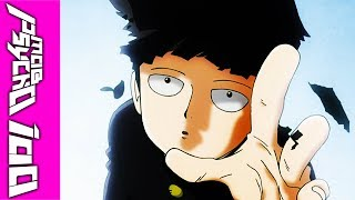 Mob Psycho 100 Opening 2 - 99.9 【English Dub Cover Song by NateWantsToBattle and AmaLee】
