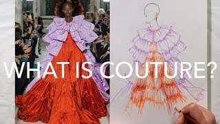 What Is Haute Couture?