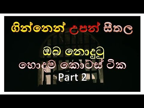 Download ginnen upan seethala full movie part 2 HD Mp4 3GP Video and MP3