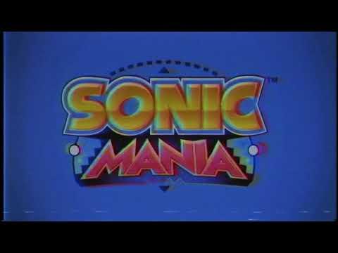 Sonic Mania - Studiopolis Act 1 Vaporwave - Mega Fan Studios - Video
