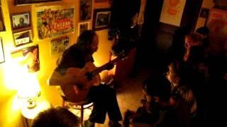 Charlie Parr - I Dreamed I Saw Jesse James Last Night (Wespstraat, Gent, Belgium, 13/11/2011)