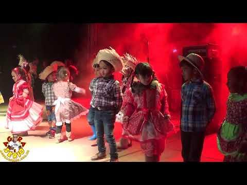 Veja a dança da quadrilha da Escola Fruto da Terra que deixou os Pais de queixo caído