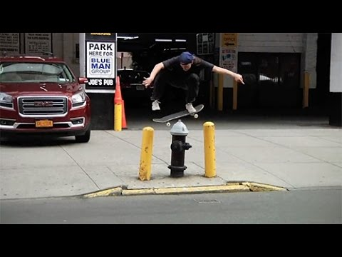 Image for video Rack by Johnny Wilson HD skateboarding video