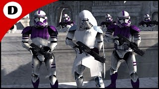 COMMANDER KELLER DEFEND'S RHEN VAR - Men of War: Star Wars Mod