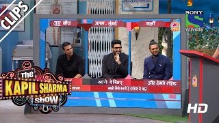 TV par live debate - The Kapil Sharma Show - Episode 8 - 15th May 2016