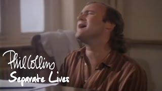 Video Separate Lives de Phil Collins