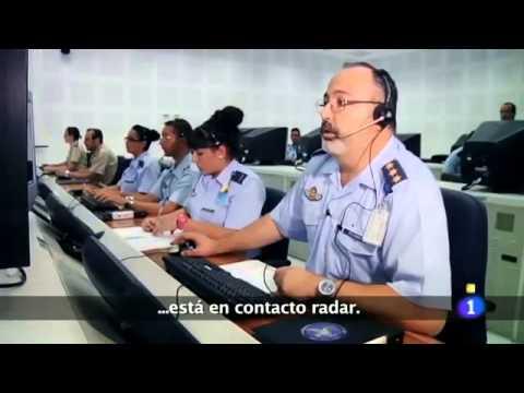 Los vigilantes del cielo. Programa '24H en la calle' de TVE