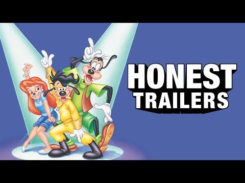 Goofy na výletě (1995) - Upřímné trailery