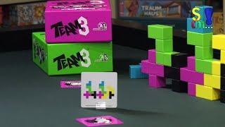 Spiel doch mal TEAM 3 ! - Brettspiel Rezension Meinung Test #291