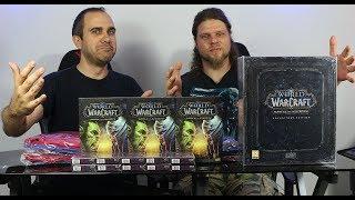 Διαγωνισμός WoW: Battle for Azeroth + συλλεκτικά