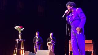 "Charles Bradley at the Mosque - ""Let Love Stand a Chance"""