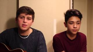 Night Changes (One Direction) Cover by Tyler Layne & Justice Carradine