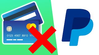 Create PayPal Account Without a Credit Card *UPDATE 2021*