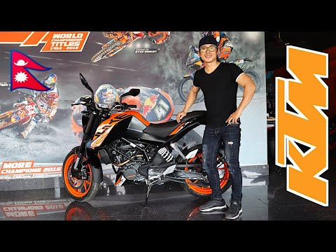 First Ride Review of KTM Duke 125 ABS in Nepal || Cheapest Duke NPR. 449,900 || Should you buy?