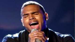 Chris Brown Turn Up The Music Dancing With The Stars 2013 DWTS Nicki Minaj Starships American Idol