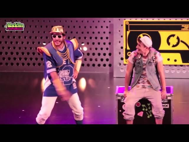 Aladdin #ThePopMusical